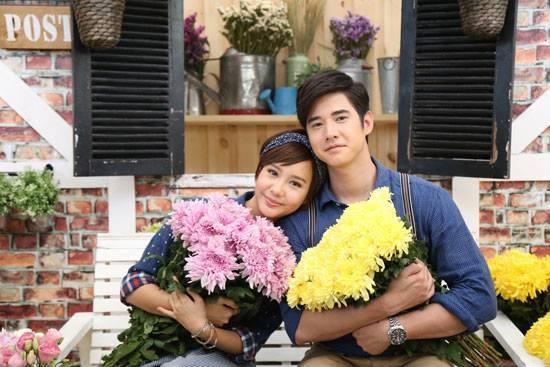 """8 phim truyền hình hay nhất của """"Hoàng tử Thái Lan"""" Mario Maurer (7)"""