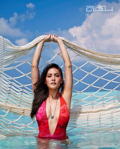 Bỏng mắt với thân hình sexy của mỹ nhân Janie Tienphosuwan (4)
