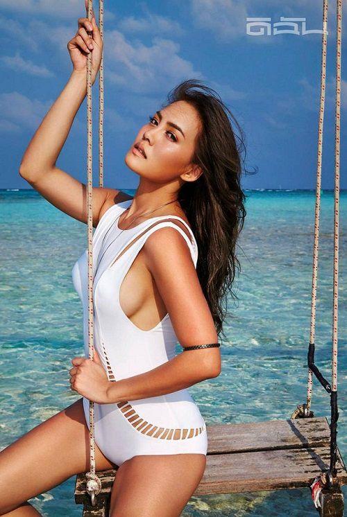 Bỏng mắt với thân hình sexy của mỹ nhân Janie Tienphosuwan (3)