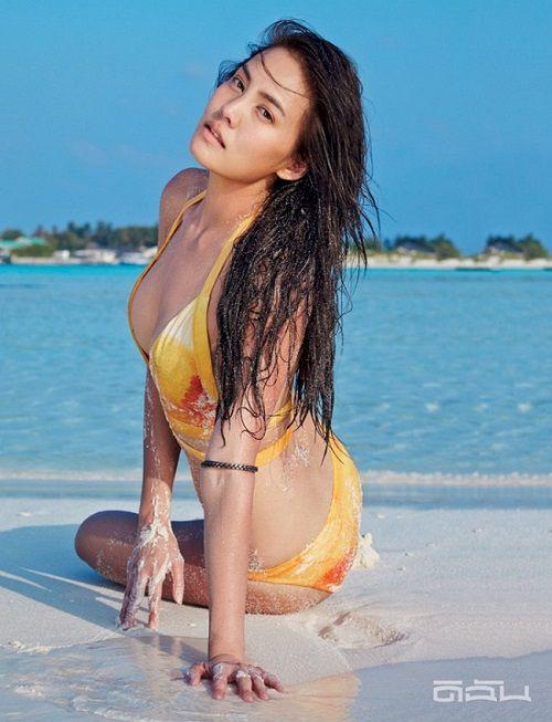 Bỏng mắt với thân hình sexy của mỹ nhân Janie Tienphosuwan (5)