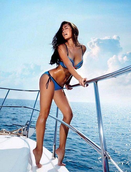 Bỏng mắt với thân hình sexy của mỹ nhân Janie Tienphosuwan (7)