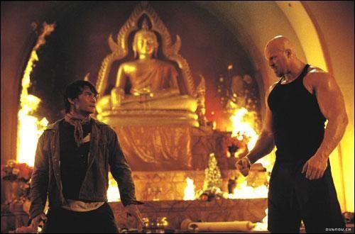 Johnny Trí Nguyễn từng tham gia đóng phim hành động Thái Lan (1)