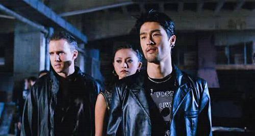 Johnny Trí Nguyễn từng tham gia đóng phim hành động Thái Lan (5)