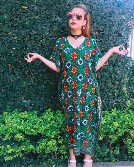 Ngắm gu thời trang sành điệu của loạt mỹ nhân Thái (29)