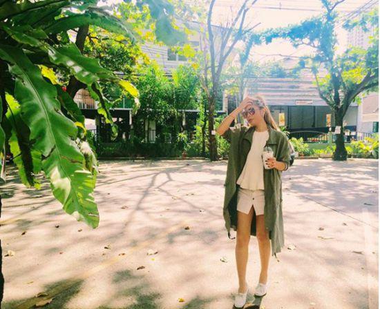 Ngắm gu thời trang sành điệu của loạt mỹ nhân Thái (34)