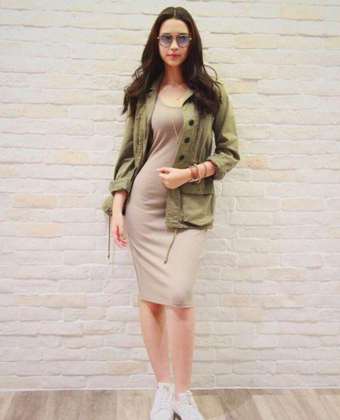 Ngắm gu thời trang sành điệu của loạt mỹ nhân Thái (43)