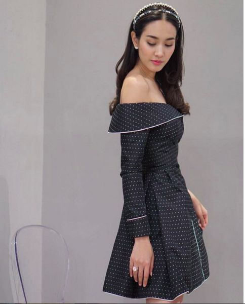 Ngắm gu thời trang sành điệu của loạt mỹ nhân Thái (53)