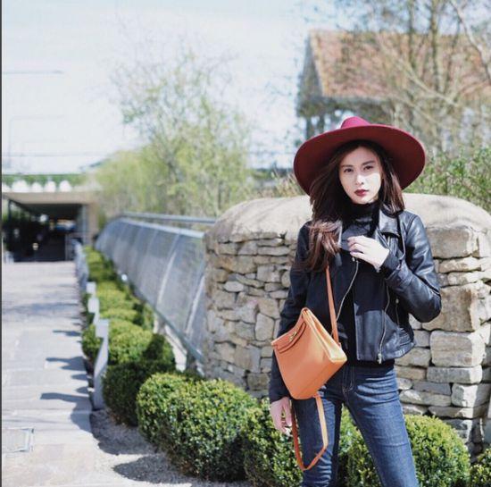 Ngắm gu thời trang sành điệu của loạt mỹ nhân Thái (11)
