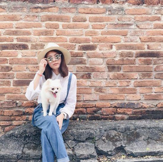 Ngắm gu thời trang sành điệu của loạt mỹ nhân Thái (15)