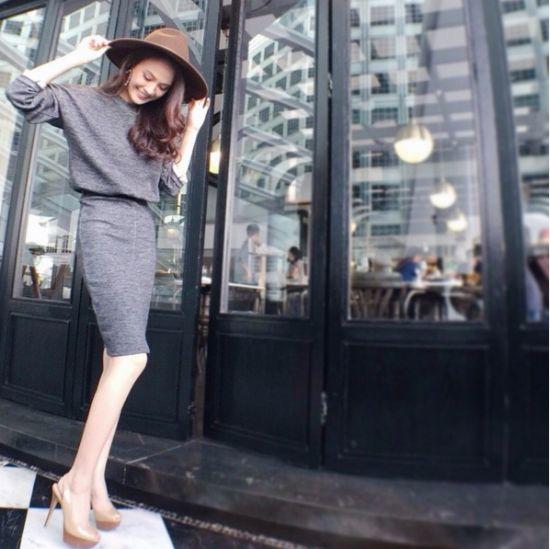 Ngắm gu thời trang sành điệu của loạt mỹ nhân Thái (16)