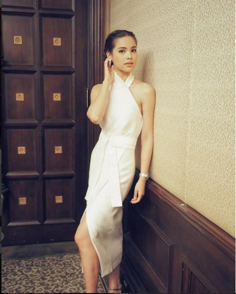 Ngắm gu thời trang sành điệu của loạt mỹ nhân Thái (20)