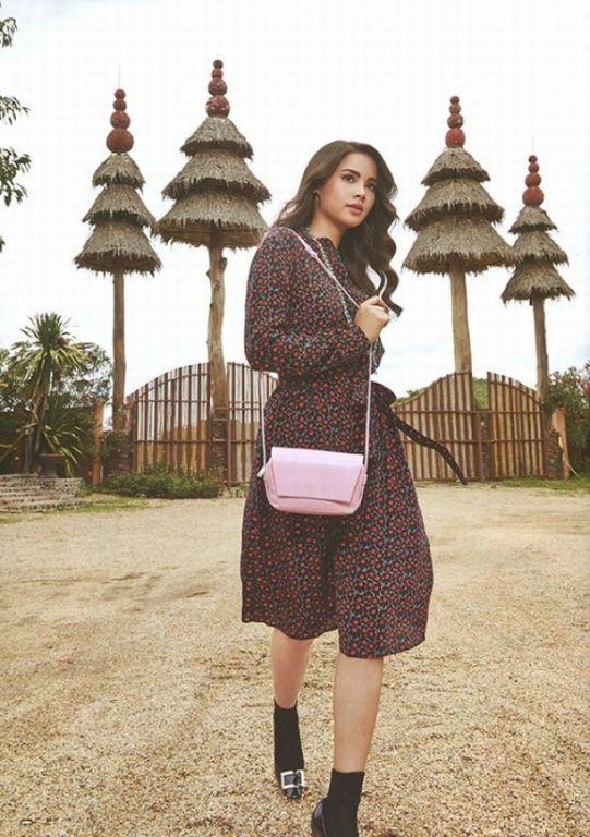 Ngắm gu thời trang sành điệu của loạt mỹ nhân Thái (25)