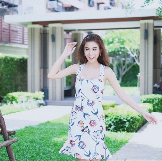 Ngắm gu thời trang sành điệu của loạt mỹ nhân Thái (10)