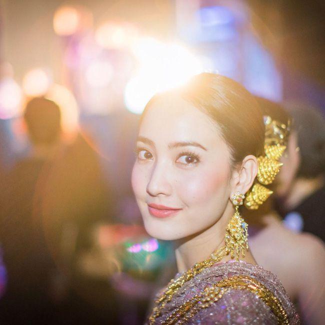 Ngắm mỹ nhân Thái đẹp xuất thần trong trang phục truyền thống (14)
