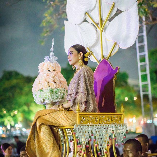 Ngắm mỹ nhân Thái đẹp xuất thần trong trang phục truyền thống (15)