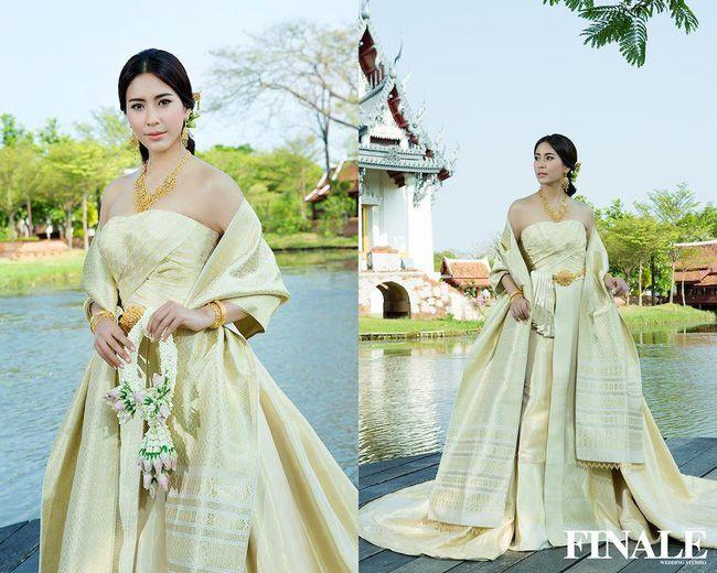 Ngắm mỹ nhân Thái đẹp xuất thần trong trang phục truyền thống (8)