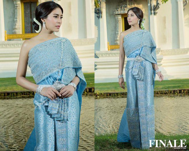 Ngắm mỹ nhân Thái đẹp xuất thần trong trang phục truyền thống (9)