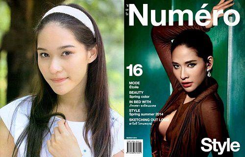 Ngắm nhan sắc sao Thái trước và sau phẫu thuật thẩm mỹ (12)
