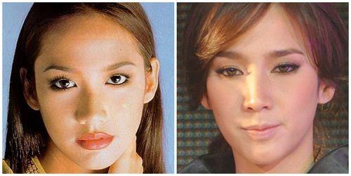 Ngắm nhan sắc sao Thái trước và sau phẫu thuật thẩm mỹ (4)