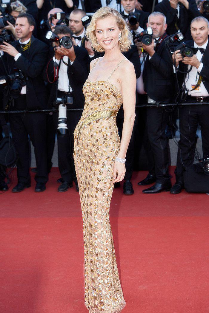 Ngắm thời trang của bà bầu Araya Chompoo trên thảm đỏ Cannes (4)