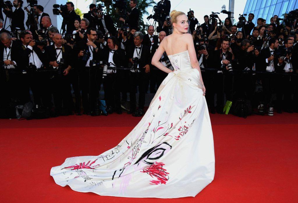 Ngắm thời trang của bà bầu Araya Chompoo trên thảm đỏ Cannes (7)
