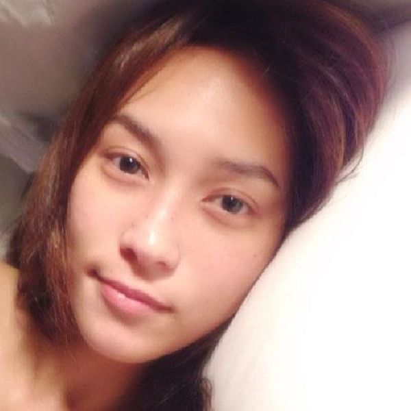 Soi mặt mộc của mỹ nhân Thái: Không son phấn vẫn xinh lung linh (14)