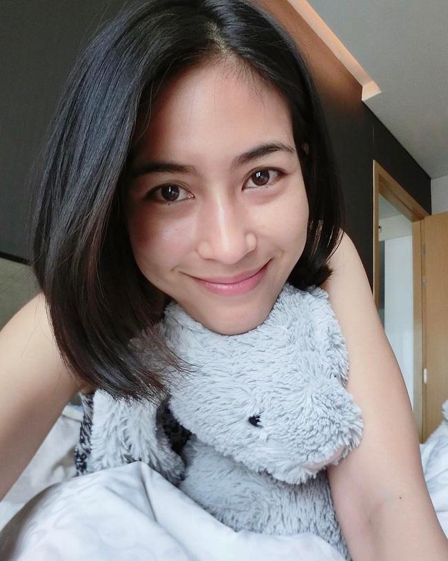 Soi mặt mộc của mỹ nhân Thái: Không son phấn vẫn xinh lung linh (22)