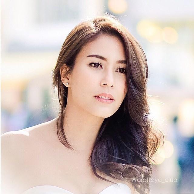 Soi mặt mộc của mỹ nhân Thái: Không son phấn vẫn xinh lung linh (23)