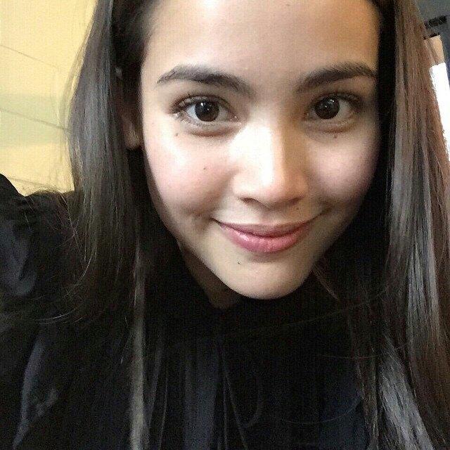 Soi mặt mộc của mỹ nhân Thái: Không son phấn vẫn xinh lung linh (8)