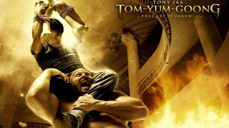 Top 5 bộ phim hành động võ thuật Thái Lan cực hay (3)