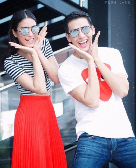 Ghen tị với tình yêu ngọt ngào của các mỹ nam Thái với bạn gái (1)