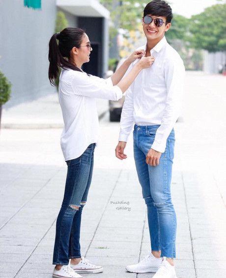 Ghen tị với tình yêu ngọt ngào của các mỹ nam Thái với bạn gái (2)