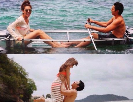 Ghen tị với tình yêu ngọt ngào của các mỹ nam Thái với bạn gái (5)