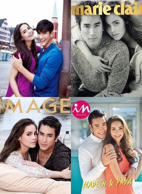 Ghen tị với tình yêu ngọt ngào của các mỹ nam Thái với bạn gái (7)