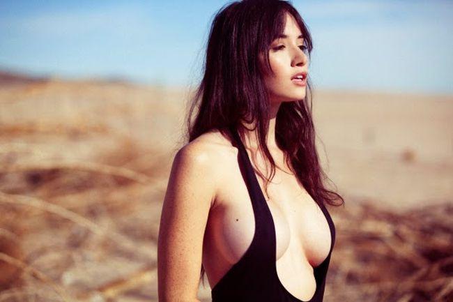 Nghẹt thở ngắm thân hình nóng bỏng của người đẹp Sara Malakul (2)