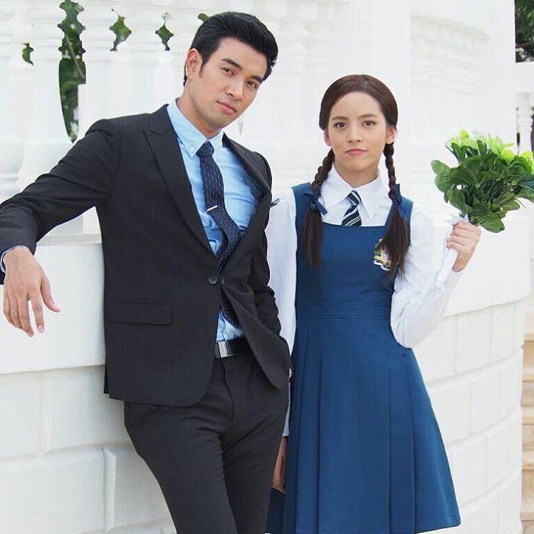 Những cặp đôi khiến mọt phim Thái mê mẩn năm 2017 (7)