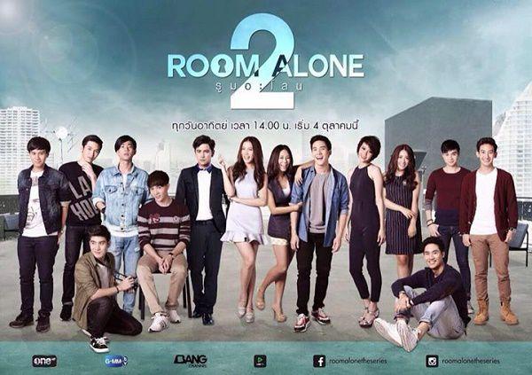Room Alone The Series: Bộ phim quy tụ dàn mỹ nam, mỹ nữ Thái (1)