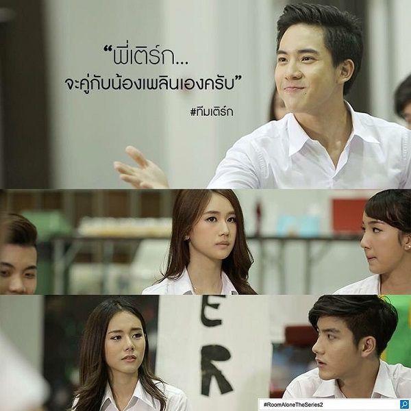 Room Alone The Series: Bộ phim quy tụ dàn mỹ nam, mỹ nữ Thái (4)