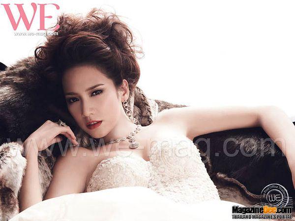 """Top 5 mỹ nhân Thái được chọn làm hình mẫu """"trùng tu sắc đẹp"""" (1)"""