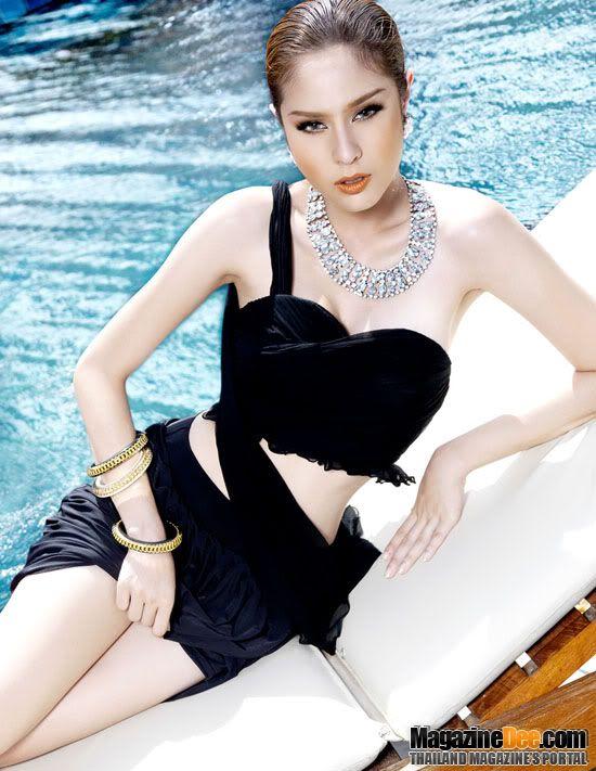 """Top 5 mỹ nhân Thái được chọn làm hình mẫu """"trùng tu sắc đẹp"""" (15)"""
