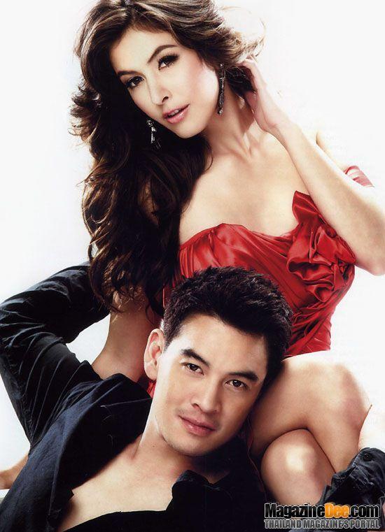 """Top 5 mỹ nhân Thái được chọn làm hình mẫu """"trùng tu sắc đẹp"""" (18)"""
