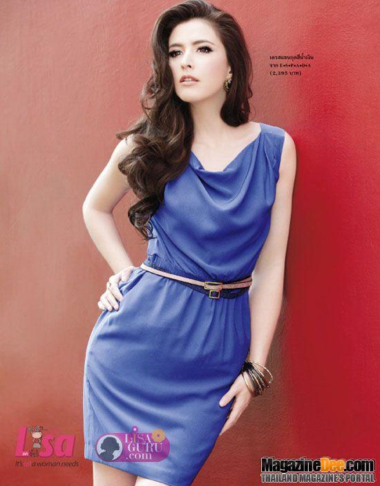 """Top 5 mỹ nhân Thái được chọn làm hình mẫu """"trùng tu sắc đẹp"""" (19)"""