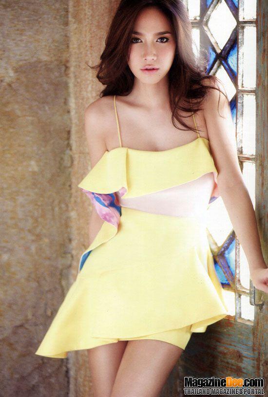 """Top 5 mỹ nhân Thái được chọn làm hình mẫu """"trùng tu sắc đẹp"""" (2)"""