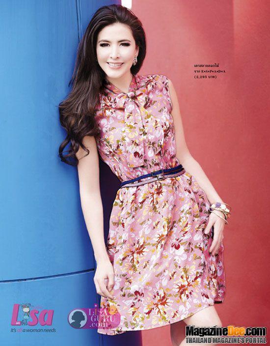 """Top 5 mỹ nhân Thái được chọn làm hình mẫu """"trùng tu sắc đẹp"""" (20)"""
