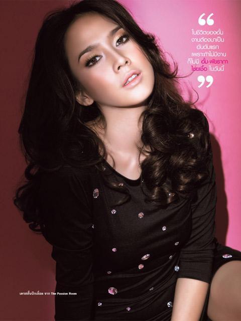 """Top 5 mỹ nhân Thái được chọn làm hình mẫu """"trùng tu sắc đẹp"""" (3)"""