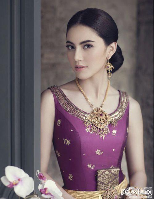 """Top 5 mỹ nhân Thái được chọn làm hình mẫu """"trùng tu sắc đẹp"""" (9)"""