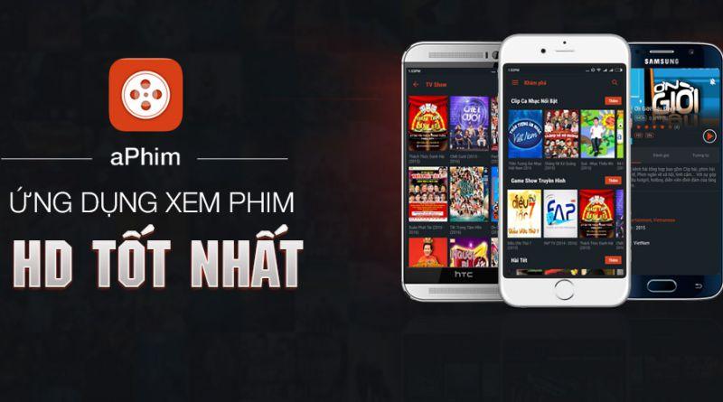 aPhim: Ứng dụng xem phim trên điện thoại tốt nhất 2017 (1)