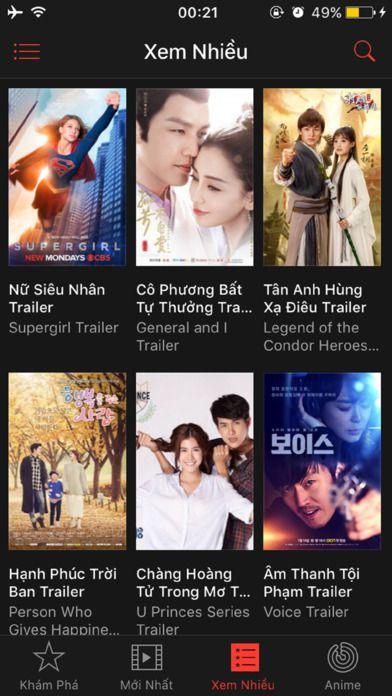 aPhim: Ứng dụng xem phim trên điện thoại tốt nhất 2017 (3)