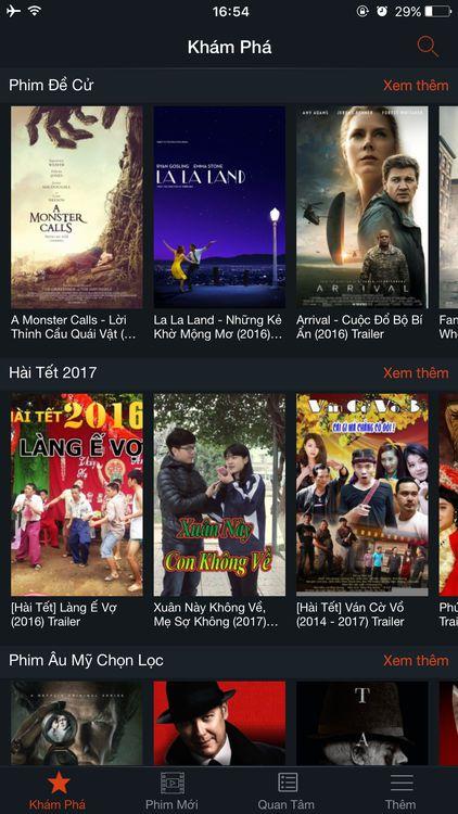 aPhim: Ứng dụng xem phim trên điện thoại tốt nhất 2017 (4)