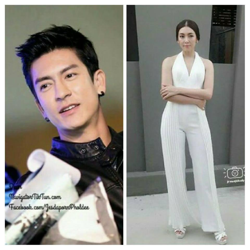 Bella Ranne sánh đôi cùng Tik Jesdaporn trong Duay Rang Athitarn
